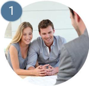 1. Schritt zum Verkauf Ihrer Immobilie