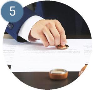 5. Schritt zum Verkauf Ihrer Immobilie