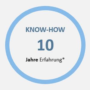 10 Jahre Erfahrung | SMAKLA Know-How