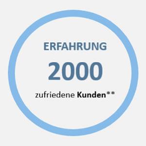 2000 zufriedene Kunden | SMAKLA Erfahrung